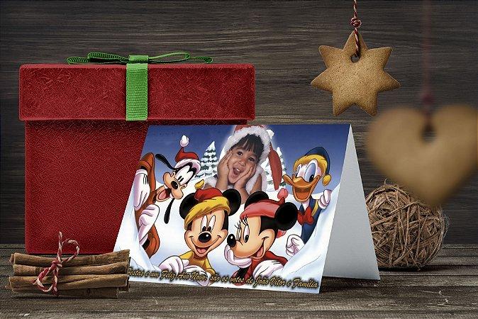 Cartão de Natal Personalizado Impresso 053