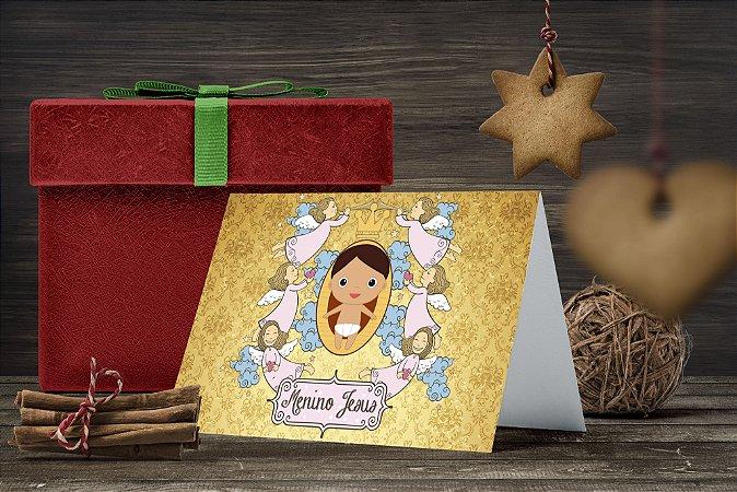 Cartão de Natal Personalizado Impresso 227