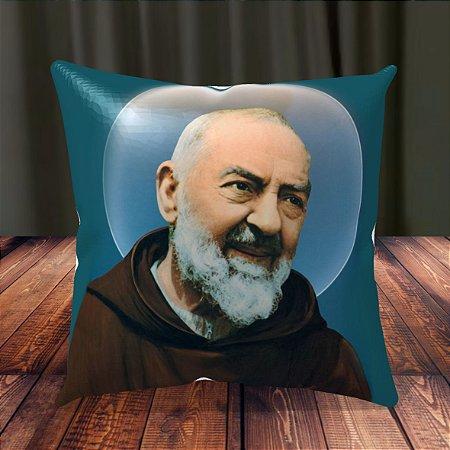Almofada Personalizada para Festa São Padre Pio