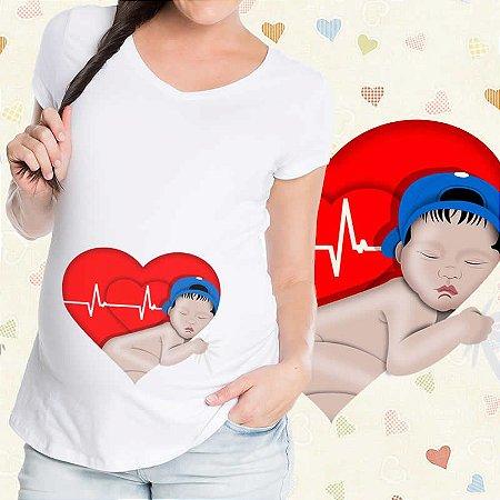 Camiseta Grávidas 2