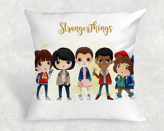 Almofada Personalizada para Festa Stranger Things 1