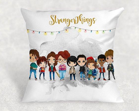 Almofada Personalizada para Festa Stranger Things 12