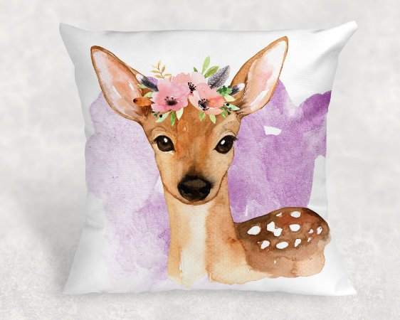 Almofada Personalizada para Festa Animais 12
