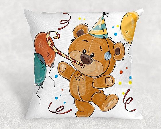 Almofada Personalizada para Festa Ursinho 1