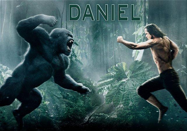 Painel TNT Tarzan