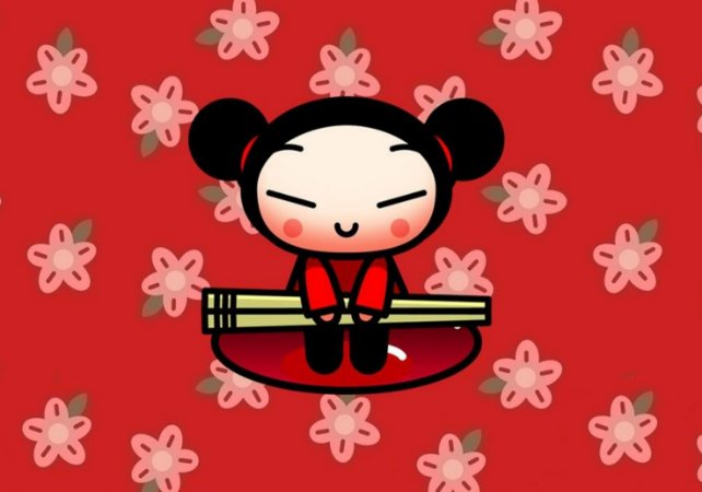 Painel TNT Pucca