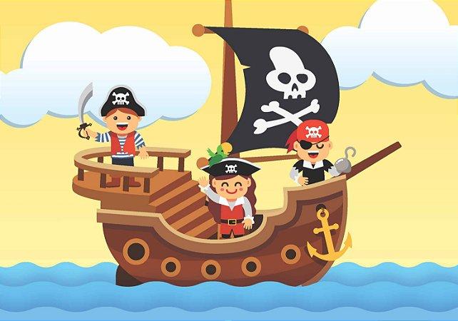Painel TNT Piratas