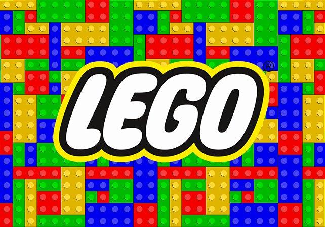 Painel TNT Lego