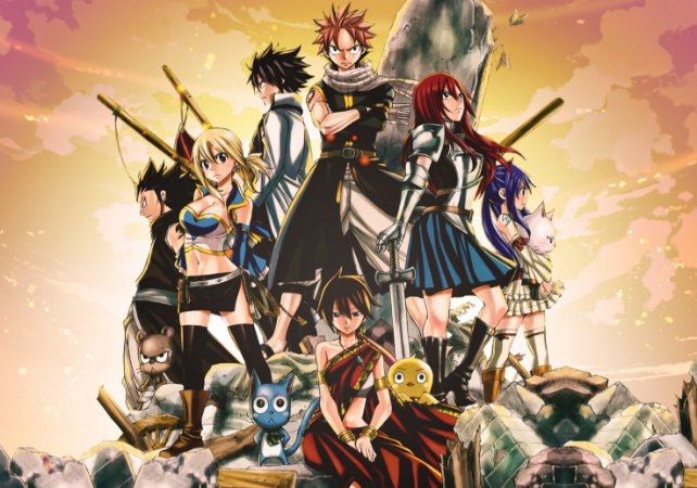 Painel TNT Fairy Tail