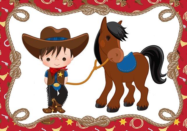 Painel TNT Cowboys