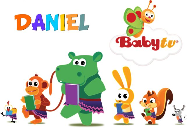 Painel TNT Baby TV