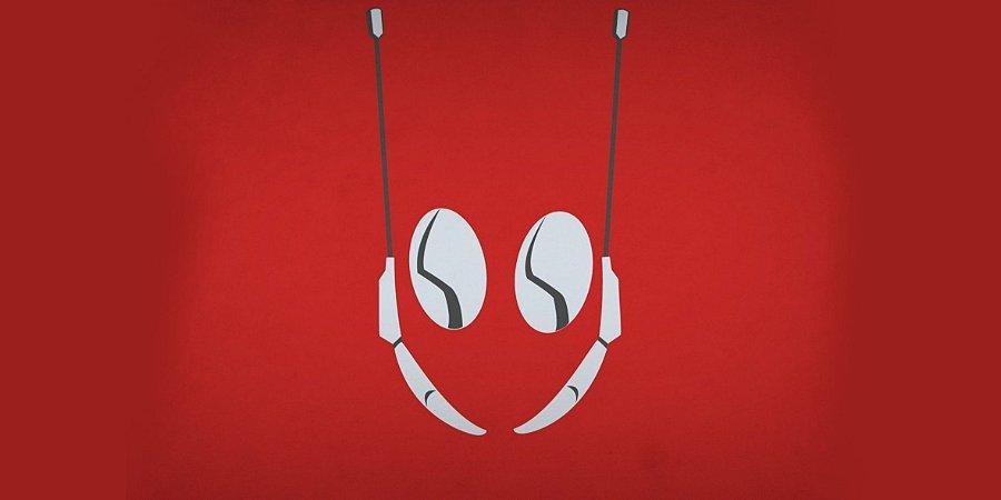 Adesivo para cofrinho personalizado Ant-Man