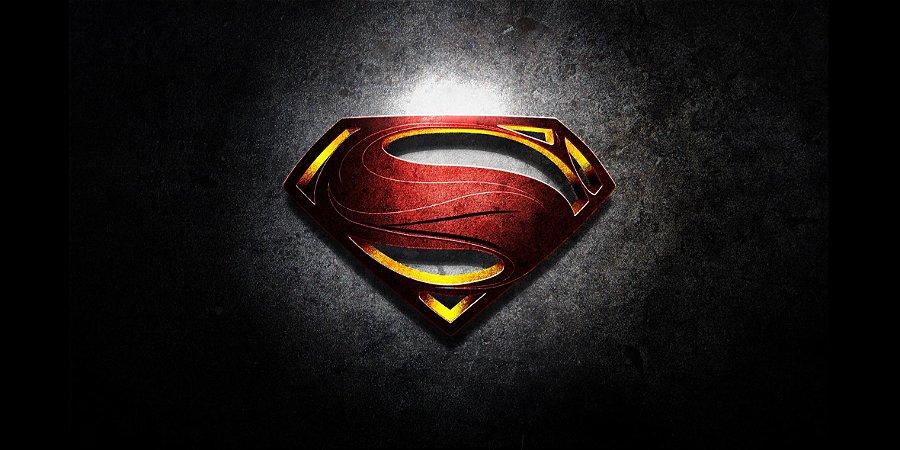 Adesivo para cofrinho personalizado Super Homem