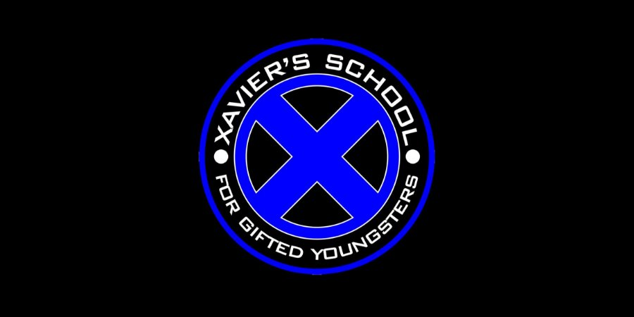 Adesivo para cofrinho personalizado X-Men