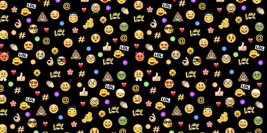 Adesivo para cofrinho personalizado Emoji