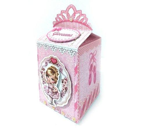 Caixa Milk Jolie Bailarina