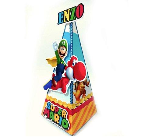 Caixa Cone Super Mario