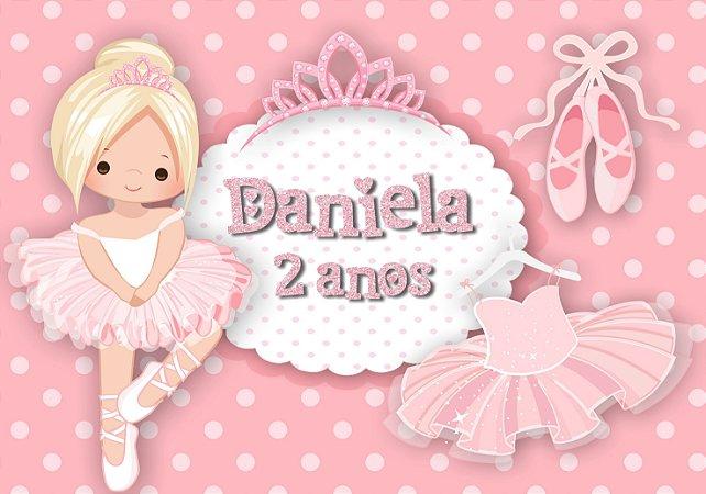 Painel TNT Bailarina