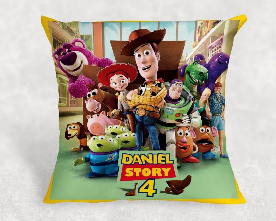 Almofada Personalizada para Festa Toy Story