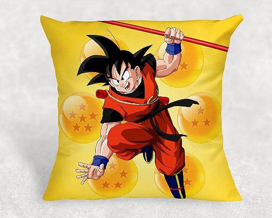 Almofada Personalizada para Festa Dragon Ball Z 19