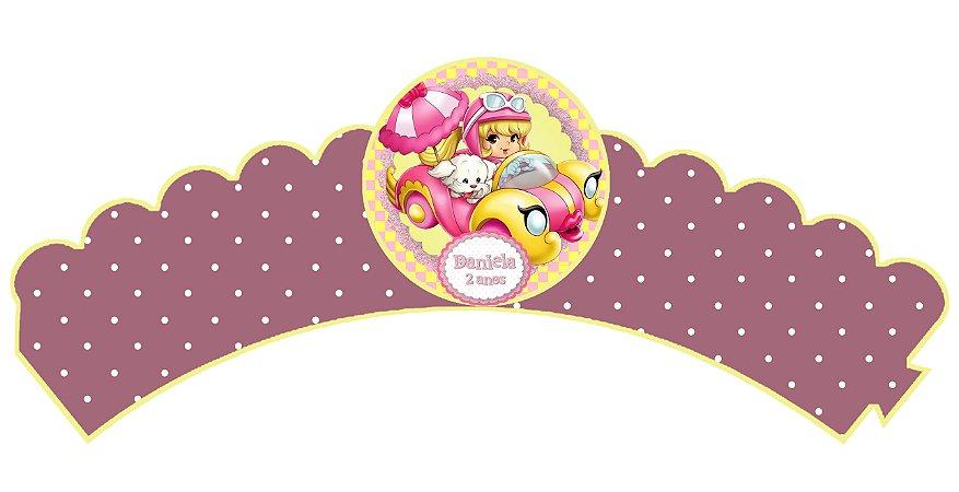 Pacote com 6 Wrappers personalizados Penelope Charminho