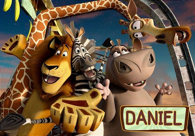 Painel TNT Madagascar 002