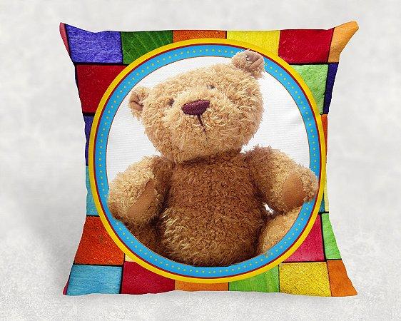 Almofada Personalizada para festa Brinquedos 004