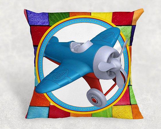 Almofada Personalizada para festa Brinquedos 002