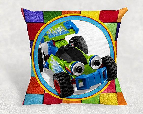 Almofada Personalizada para festa Brinquedos 001