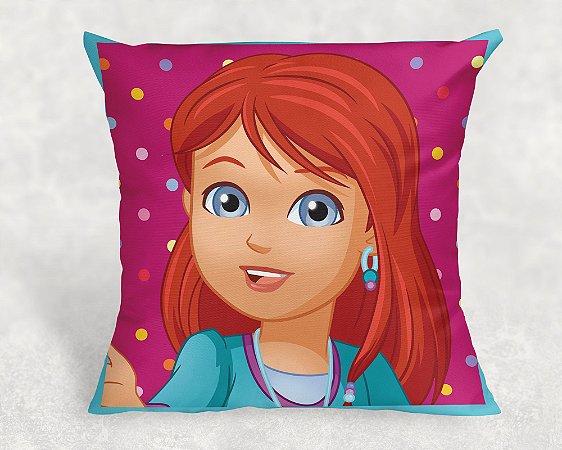 Almofada Personalizada para festa Dora e Seus Amigos na Cidade 005