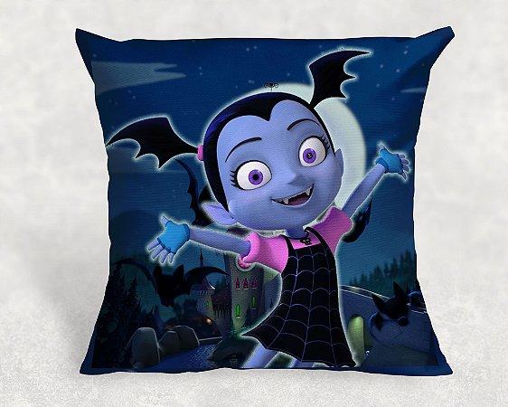 Almofada Personalizada para festa Vampirina 003