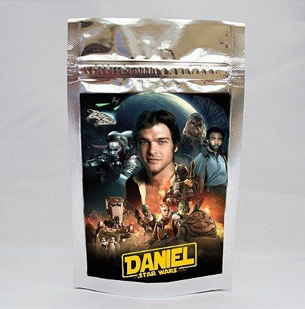 Adesivo para saco metalizado Han Solo: Uma História Star Wars