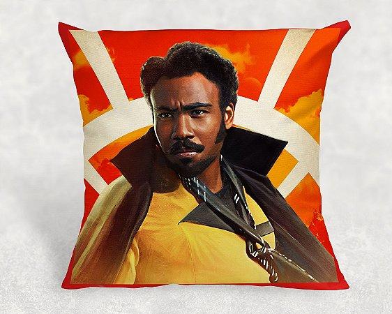 Almofada Personalizada para festa Han Solo: Uma História Star Wars 008