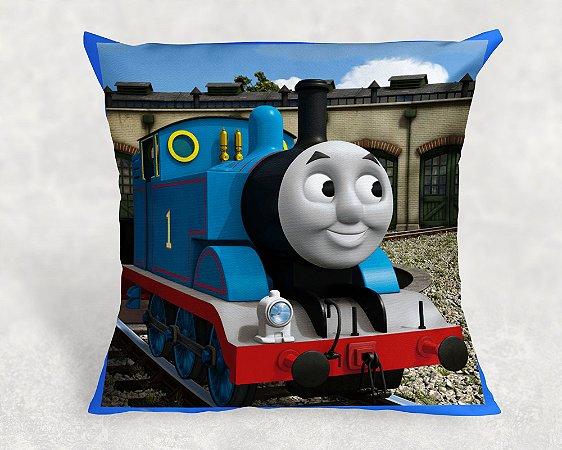 Almofada Personalizada para festa Thomas e Seus Amigos 001