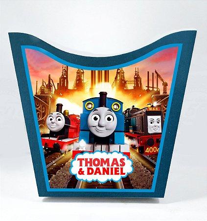 Adesivo para Cachepot Thomas e Seus Amigos