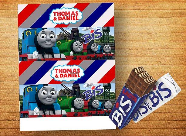 Adesivo para Bis Thomas e Seus Amigos