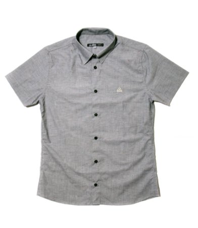 Camisa botonê - Gray