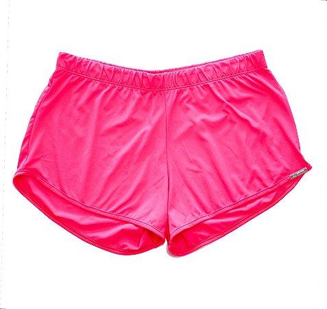 Shorts Feminino - Neon Pink