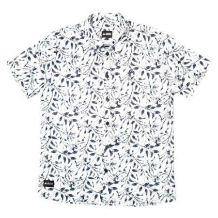 Camisa Estampada Tricoline - Mayflower