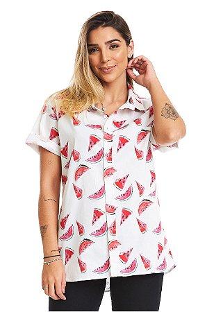 Summer Shirt - Watermelon