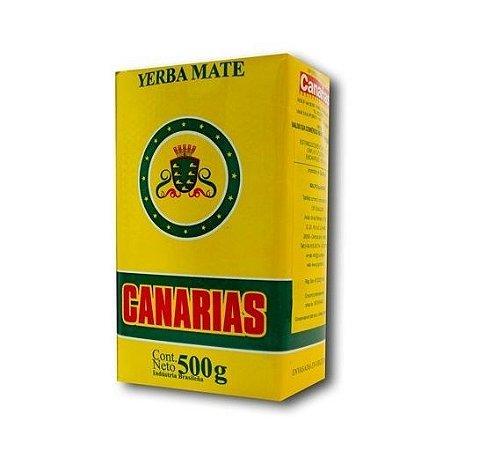 YERBA MATE URUGUAYA CANARIAS 500G