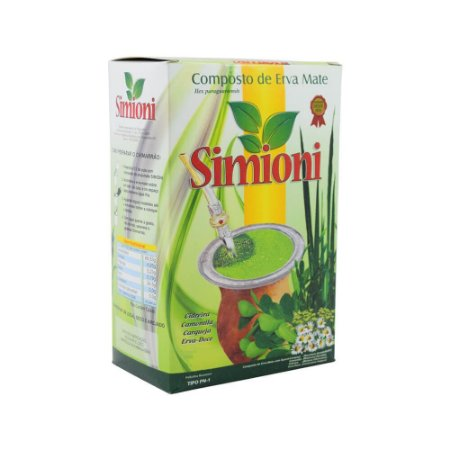ERVA MATE SIMIONI COMPOSTA 500G