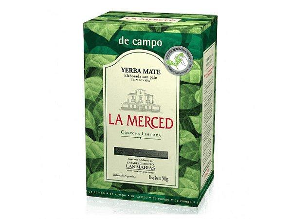 YERBA MATE ARGENTINA LA MERCED DE CAMPO 500G