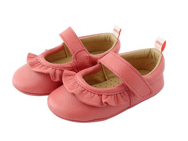 Sapatilha Infantil Catz Charlotte Coral