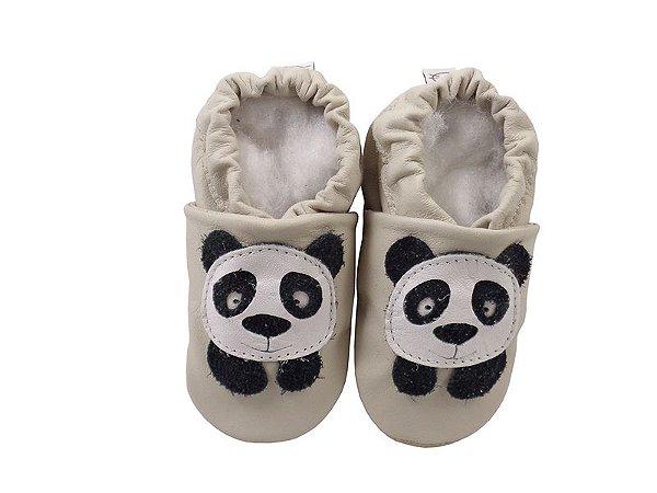Pantufa Infantil Catz Nicky Panda gelo