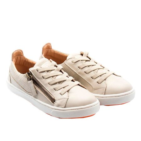 Tênis infantil Sheep Shoes by Gambo Off White Toddler