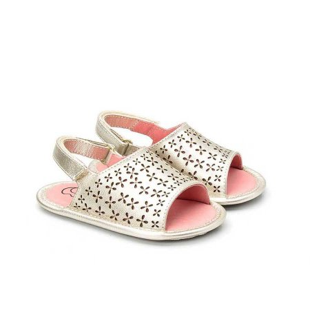Sandália Infantil Sheep Shoes by Ouro light