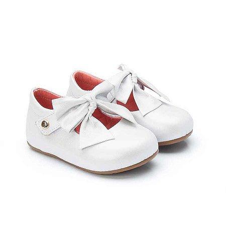 Sapatilha infantil Sheep Shoes by Gambo Glíter Branco