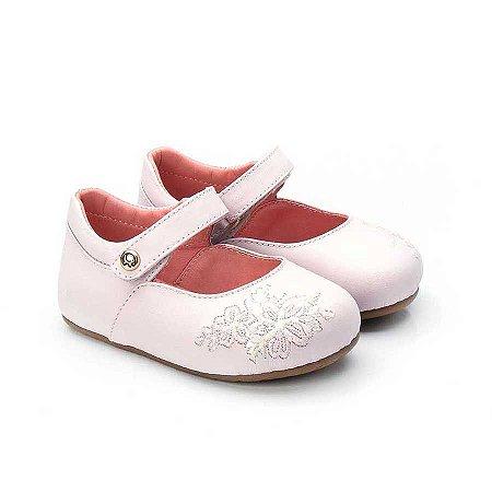 Sapatilha infantil Sheep Shoes by Gambo Hortência (lilás)
