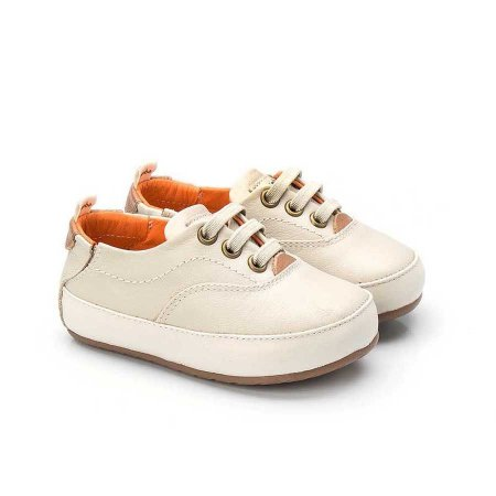 Tênis infantil Sheep Shoes by Gambo Off White